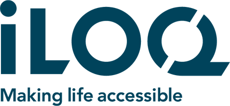 iLoq making life accessible logo